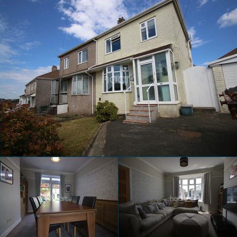 3 bedroom semi-detached house for sale - Merrivale Road, Plymouth