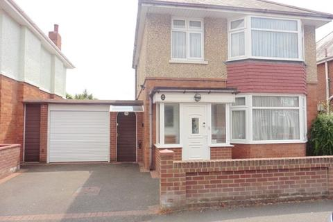 3 bedroom detached house for sale - Gorsecliff Road, Bournemouth