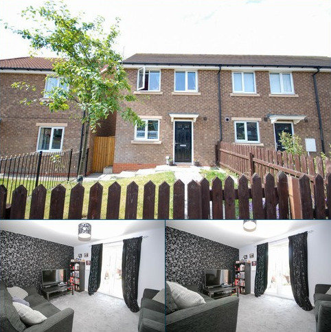 2 bedroom terraced house for sale - Berwick Drive, Wallsend