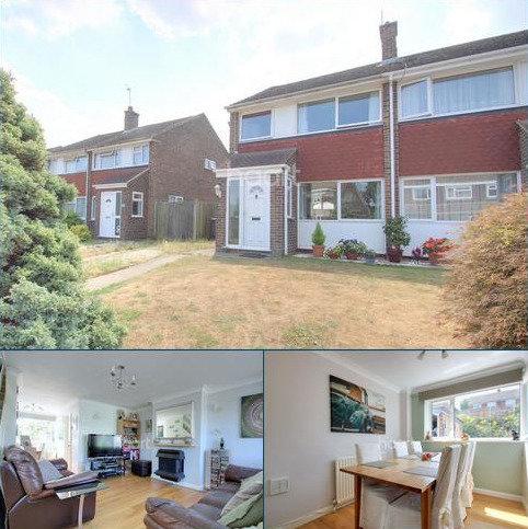 3 bedroom semi-detached house for sale - Riverhead Close, Allington, Maidstone, Kent, ME16
