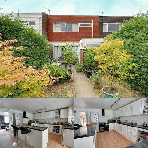 3 bedroom terraced house for sale - Wood End, Ropsley