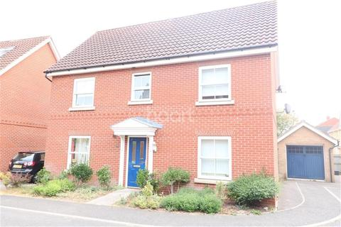4 bedroom detached house to rent - Norwich, NR6