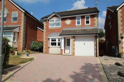 4 bedroom detached house for sale - Clos Nant Coslech, Pontprennau, Cardiff