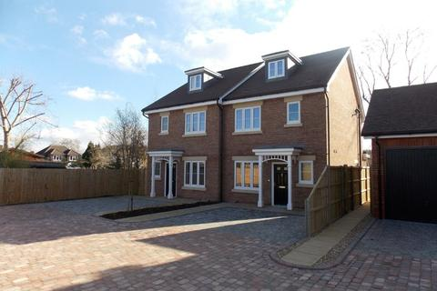 4 bedroom semi-detached house for sale - Smock Mill Place, Falmer Road Rottingdean  BN2