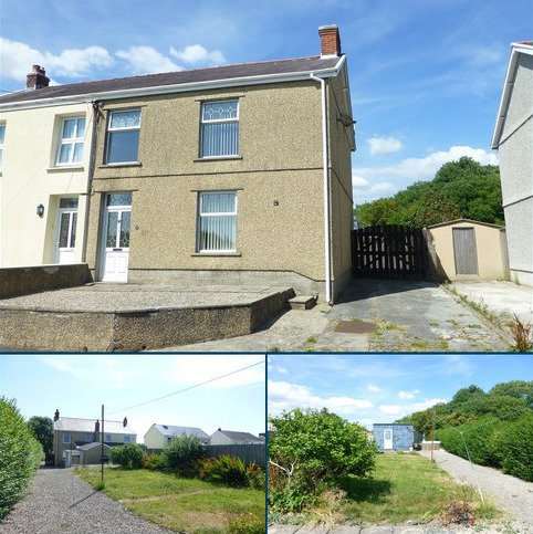 3 bedroom semi-detached house for sale - Newtown , Ammanford, Carmarthenshire.
