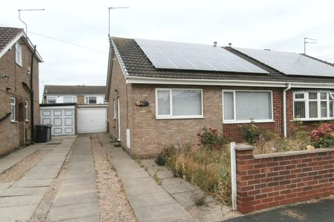 2 bedroom semi-detached bungalow for sale - Thorndale, Sutton Park, Hull