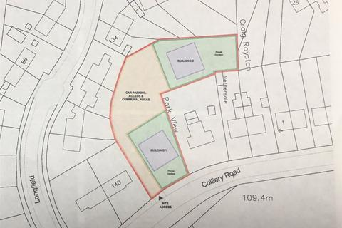 Plot for sale - Colliery Road, Chirk, Wrexham, LL14
