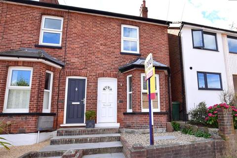 2 bedroom end of terrace house for sale - Silverdale Road, Tunbridge Wells, Kent