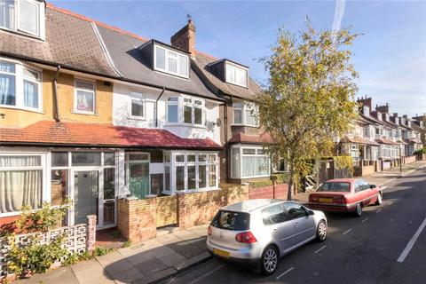 4 bedroom terraced house to rent - Hillbrook Road, London, SW17