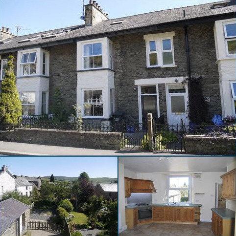 4 bedroom terraced house for sale - 15 Bainbridge Road, Sedbergh
