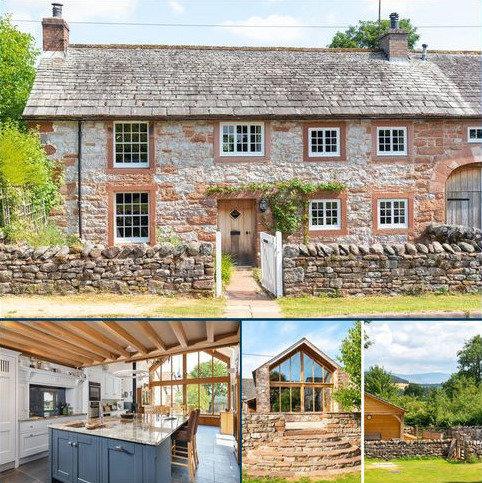 5 bedroom detached house for sale - Fossils, Melkinthorpe, Penrith