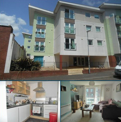 1 bedroom apartment to rent - Acland House, Verney Street, Exeter