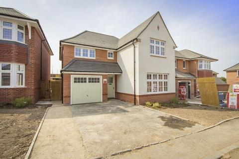 4 bedroom detached house to rent - FERRERS DRIVE, CHELLASTON, DERBY