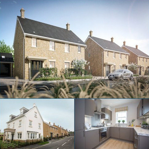 3 bedroom semi-detached house for sale - Aurum Green, Crockford Lane, Chineham, Basingstoke, RG24
