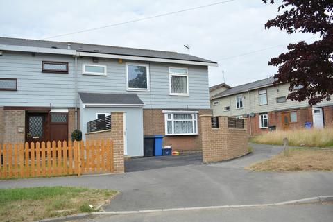 3 bedroom end of terrace house for sale - Hazlebarrow Crescent, Jordanthorpe, S8 8AP