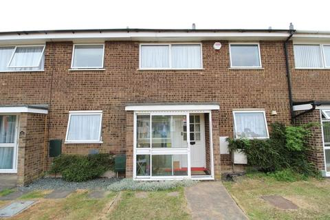 3 bedroom terraced house for sale - SPACIOUS Three bedroom property with GARAGE on Rose Walk, Houghton Regis