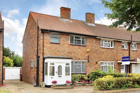 2 bedroom end of terrace house for sale - Groombridge Close, Welling, Kent, DA16 2BS