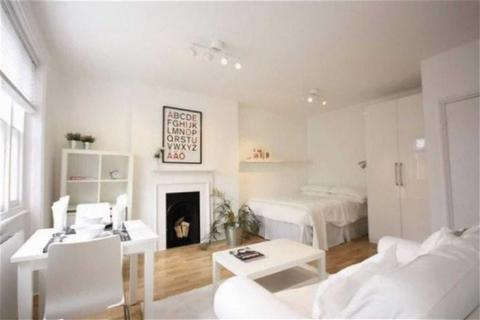 Studio to rent - Nottingham Place, Marylebone, London, W1U
