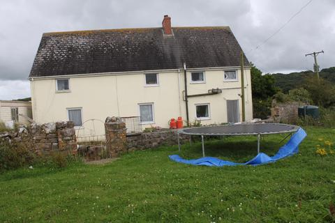 5 bedroom farm house for sale - Cheriton, Llanmadoc, Abertawe, SA3