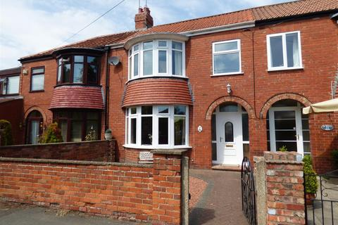 3 bedroom terraced house for sale - St. Marys Walk, Beverley, East Riding of Yorkshire, HU17 7AX