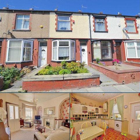 2 bedroom terraced house for sale - Grasmere Street, Burnley, Lancashire