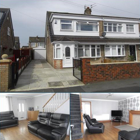 3 bedroom semi-detached house for sale - Wray Avenue, Clockface, St.Helens