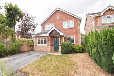 3 bedroom detached house for sale - Regents Park Close, West Bridgford, Nottingham