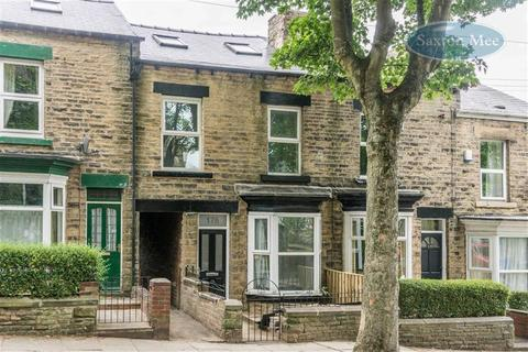 4 bedroom terraced house for sale - Western Road, Crookes, Sheffield, S10