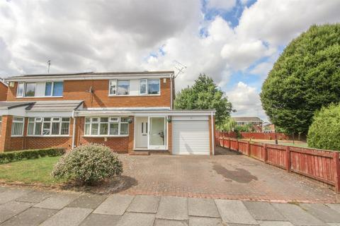 3 bedroom semi-detached house for sale - Cranbrook Court, Newcastle Upon Tyne