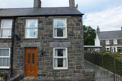 2 bedroom end of terrace house for sale - Station Road, Llanrwst