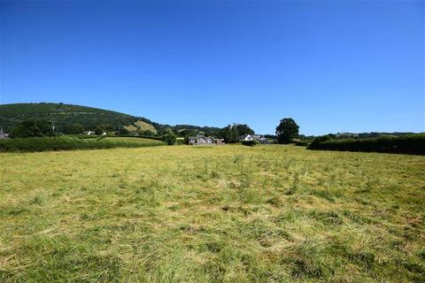 Land for sale - Lot 1, Land Near School House, Llanwnog, Caersws, Powys, SY17