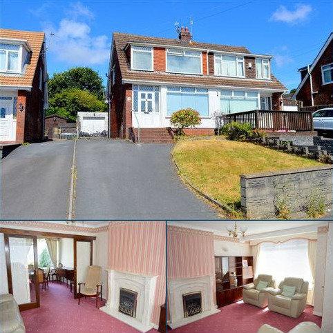 2 bedroom semi-detached house for sale - Ridgeway, Killay, Swansea
