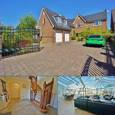 5 bedroom detached house for sale - The Drive, Brockhall Village