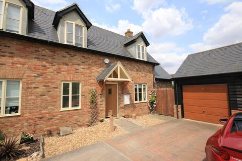 3 bedroom semi-detached house for sale - Eaton Mews, Greenfield, MK45