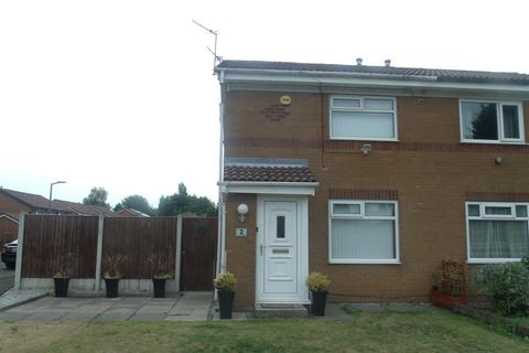 2 bedroom house to rent - Ringstone Close, Prestwich, Manchester
