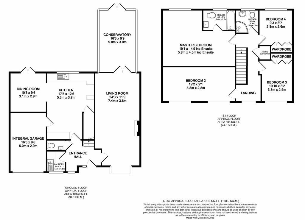 Floorplan: 28 The Parklands