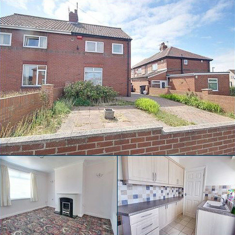 2 bedroom semi-detached house for sale - Wells Grove, South Shields, Tyne & Wear