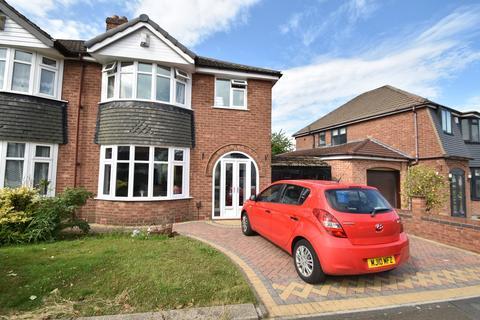 3 bedroom semi-detached house for sale - Sandown Road, Sunny Bank, Bury, BL9