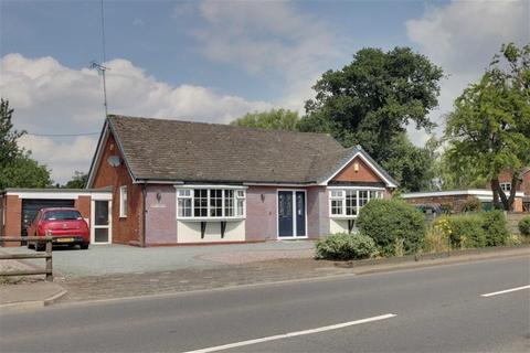 3 bedroom detached bungalow for sale - Middlewich Road, Bradfield Green, Crewe