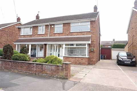 3 bedroom semi-detached house for sale - Sutton House Road, East hull, Hull, HU8