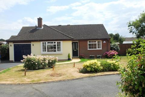 3 bedroom bungalow for sale - 30 Bramley Close, Ledbury, Herefordshire, HR8 2XP