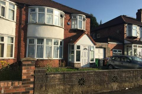 3 bedroom semi-detached house to rent - Mauldeth Road,  Manchester, M19