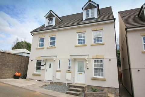 3 bedroom semi-detached house for sale - Paddock Close, Saltash