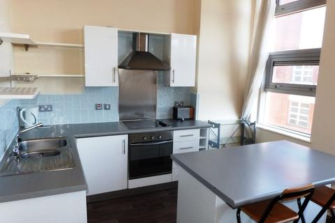 1 bedroom apartment to rent - Platinum Apartments, 89 Branston Street