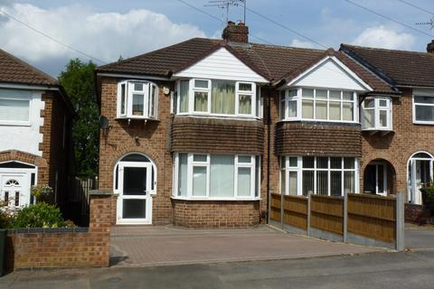 3 bedroom end of terrace house for sale - Prince Of Wales Road, Chapelfields, Coventry