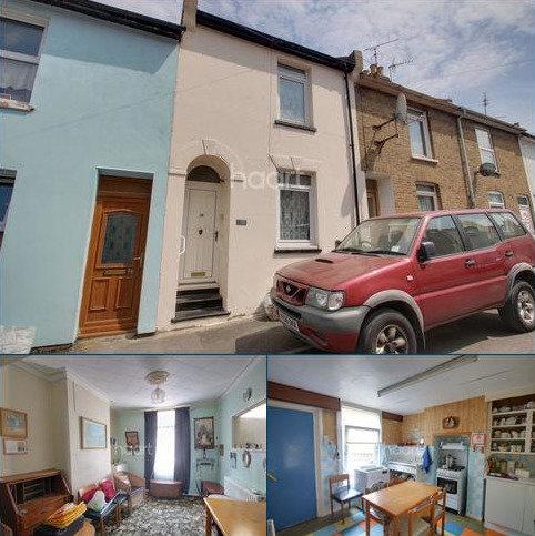 2 bedroom terraced house for sale - Baker Street, Rochester, ME1
