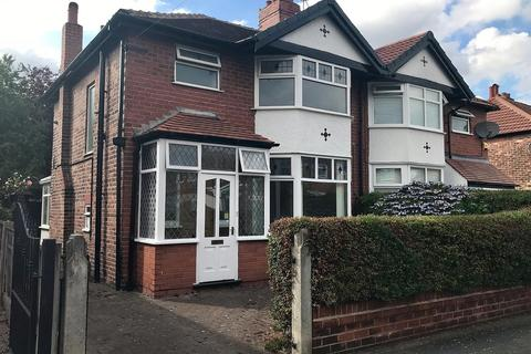 3 bedroom semi-detached house to rent - Bollin Drive, Timperley