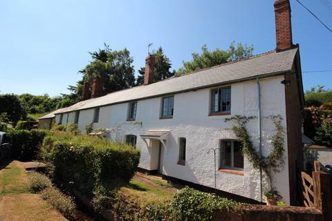 3 bedroom semi-detached house for sale - Riverside Cottages, Rodhuish TA24