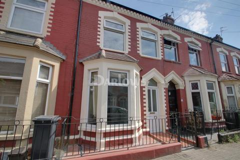 3 bedroom terraced house for sale - Pomeroy Street, Cardiff Bay