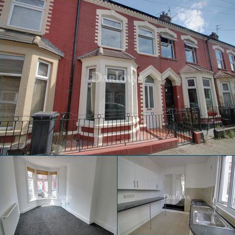 3 bedroom terraced house for sale - Pomeroy Street, Cardiff Bay